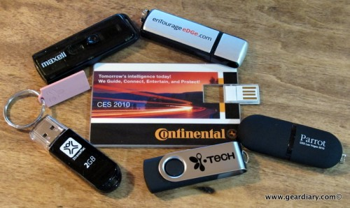 GearDiary Review: Active Media Wink USB Drive