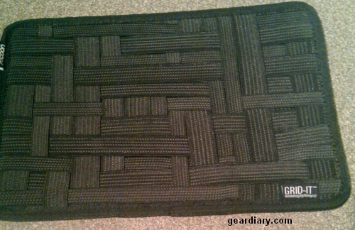 GearDiary Review:  Cocoon Innovations GRID-IT!