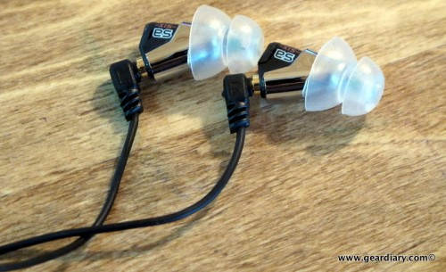 GearDiary The Sleek Audio SA6 W-1 Wireless Earphones Kit Review