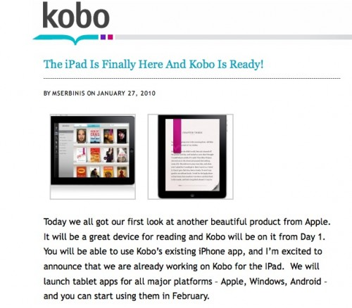 GearDiary Amazon, the iPad, and Why iBooks Might Not Be So Great