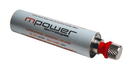 mPowerOn Command Reserve Battery