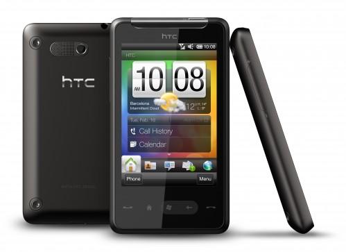 HTC Introduces The HD Mini Windows Phone