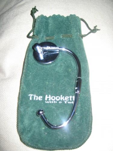 GearDiary Hookette with a Twist Purse Hook Review