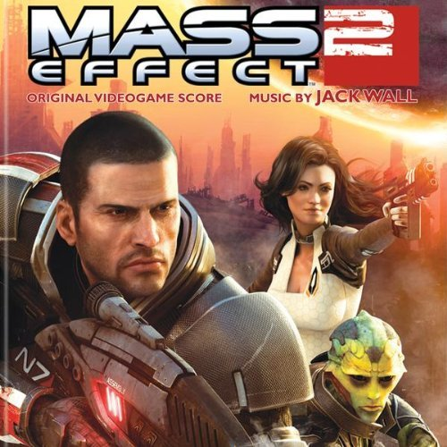 GearDiary Mass Effect 2: Video Game Soundtrack Review