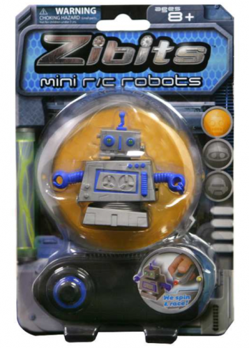 Zibits Minature Robots Will Keep You Entertained