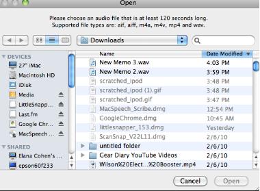 Voice Recognition Mac Software   Voice Recognition Mac Software