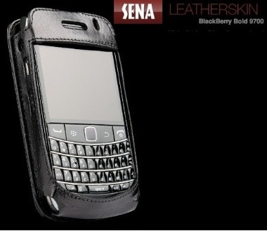 GearDiary Sena Leatherskin for Blackberry Bold 9700 - Review
