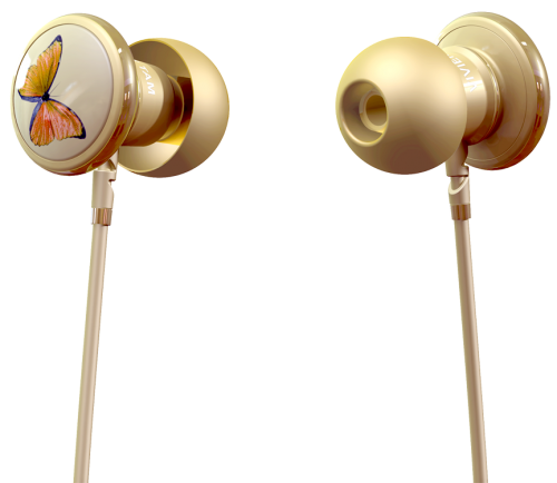 Monster Introduces Their Latest: Vivienne Tam Butterfly High Fashion In-Ear Headphones