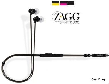 GearDiary ZAGGsmartbuds - Review