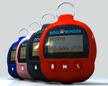GearDiary Dog-e-Minder for the Absent Minded Pet Owner