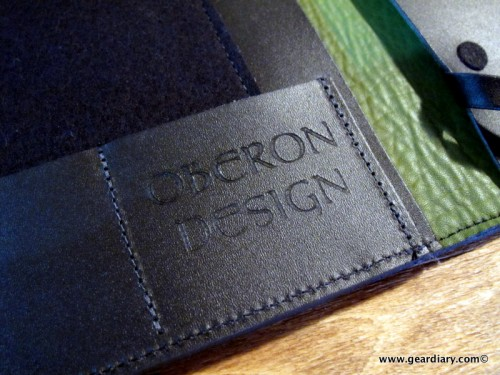 The Oberon Design Kindle DX Cover Review