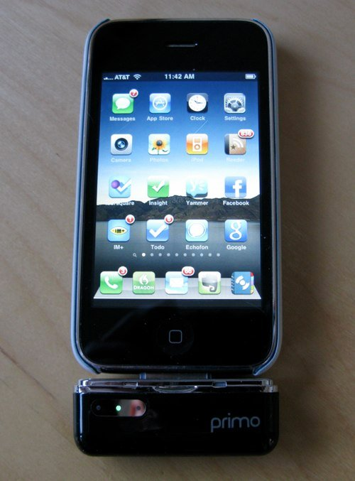 "GearDiary PhoneSuit Primo ""Made For iPod, Works w/iPhone"" Battery Review"