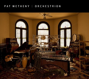 GearDiary Pat Metheny - Orchestrion (Jazz CD, 2010) Review