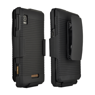 GearDiary Verizon Shell/Holster for Motorola Droid Review