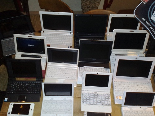 GearDiary PC Magazines Gives Us 42 Reasons Netbooks Are Better Than The iPad