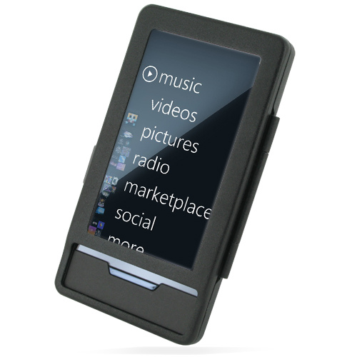 GearDiary PDair's aluminum Zune HD case offers solid protection at a great price