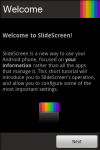 GearDiary SlideScreen Android Home Screen Replacement Review