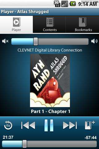 GearDiary Overdrive Audiobooks Come to Android