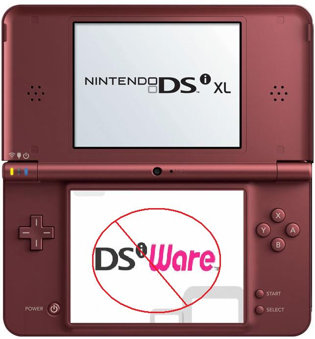 GearDiary Nintendo DSi XL Released ... DSiWare Takes Another Hit