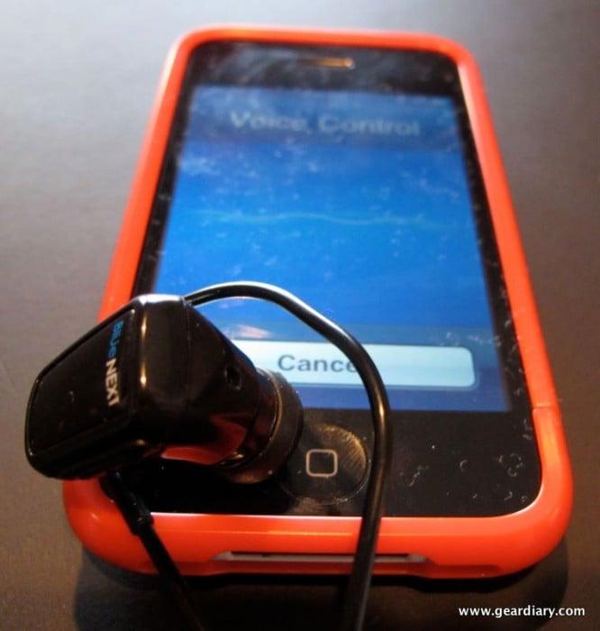GearDiary Review:  SmallTalk Mini Bluetooth Headset
