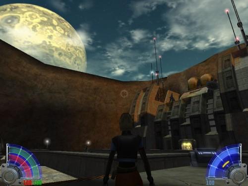 GearDiary Retro Gamer Review: Star Wars Jedi Academy (2003, PC)