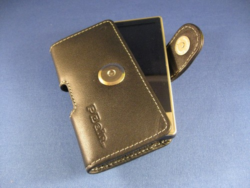 Review: PDAir Leather Case for Zune HD