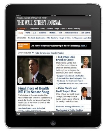 GearDiary Will High News and Magazine Pricing Hurt iPad Adoption?