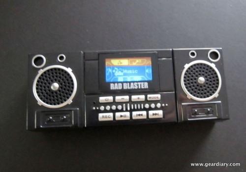 GearDiary Rad Blaster:  Don't Always Believe the Hype