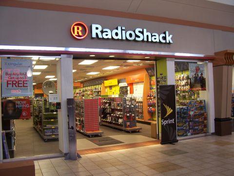 GearDiary How Do You Save RadioShack?