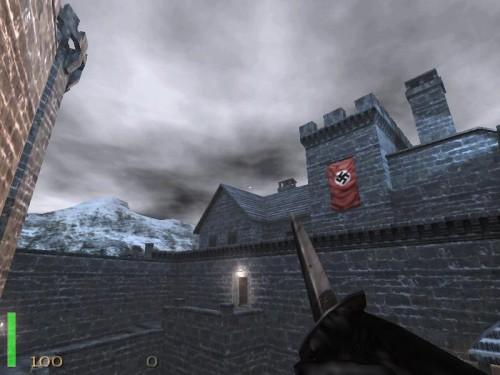 Return to castle wolfenstein 2001 fps the netbook for Castle wolfenstein