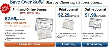 Will High News and Magazine Pricing Hurt iPad Adoption?
