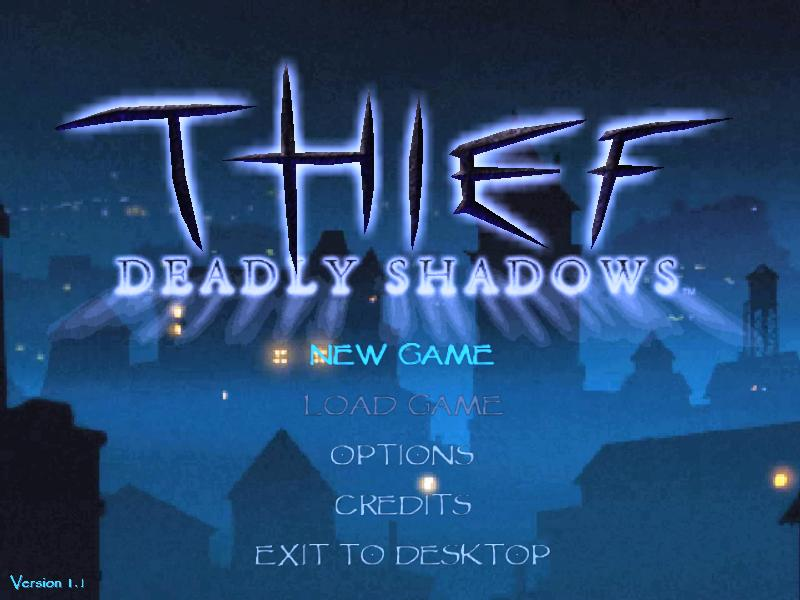 GearDiary Thief: Deadly Shadows (2004, FPStealth): The Netbook Gamer
