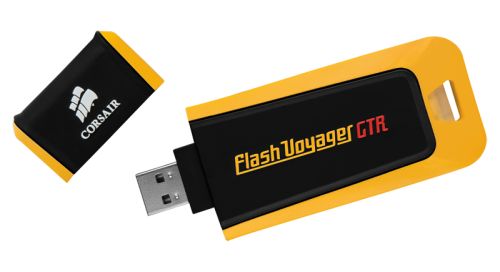 Corsair Introduces High Speed, Monster Capacity Flash Drives