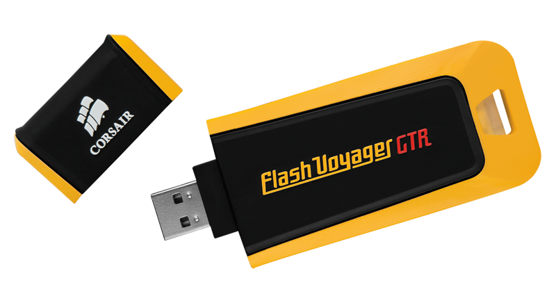 GearDiary Corsair Introduces High Speed, Monster Capacity Flash Drives