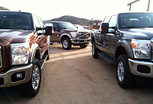 2011 Ford Super Duty the answer to the $64,000 question