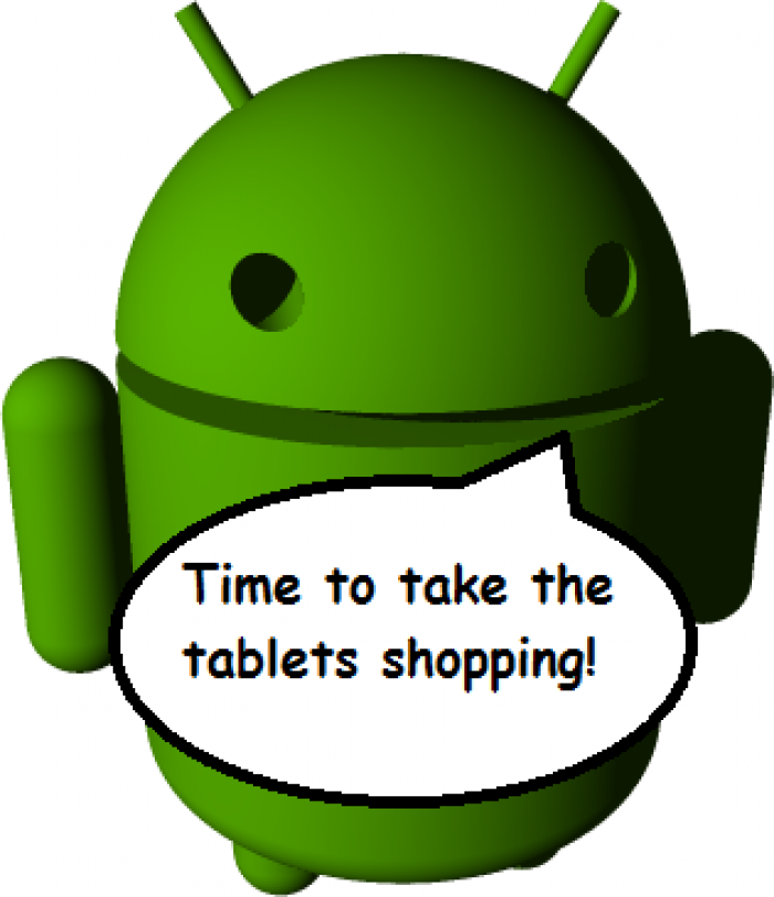 GearDiary What Is Google's Tablet Strategy?