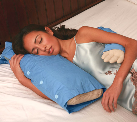 DeluxeComfort.com Girlfriend Body Pillow $9.95 at Sears!