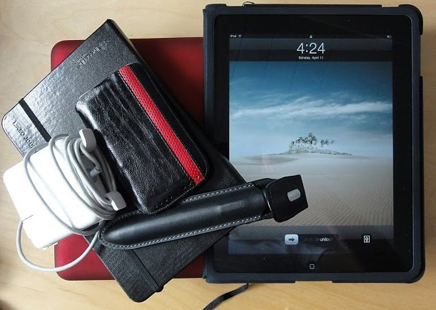 WaterField Travel Gear Tech Clothing Livescribe iPhone iPad Fashion About MY Gear