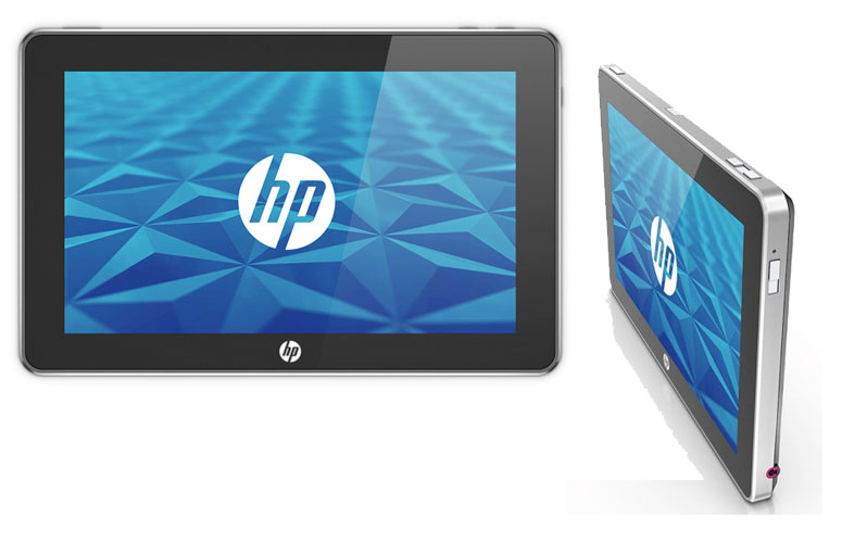 """HP Offers A Slate/Tablet Option That Doesn't Begin With the Letter """"i"""""""