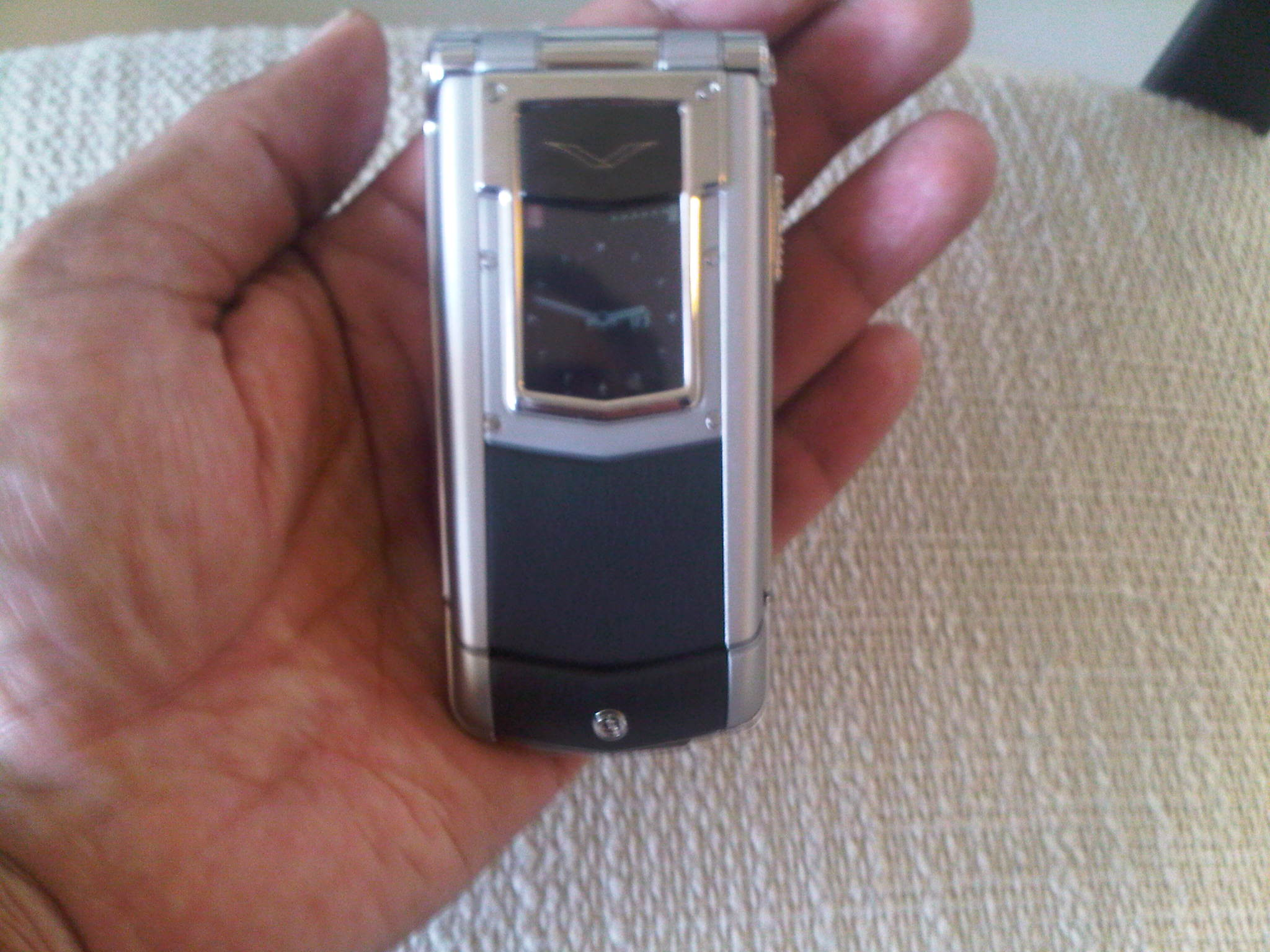 GearDiary Vertu Constellation Ayxta Update! It's Broken!