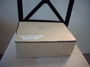 Vertu Ayxta Unboxing Plain Box