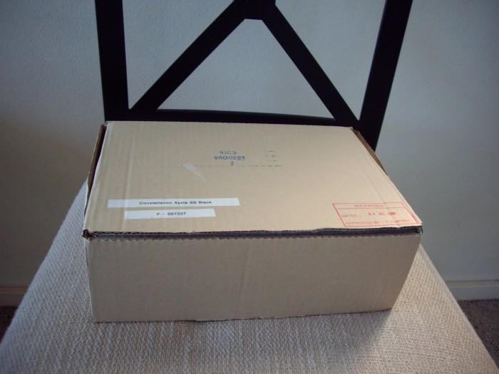 GearDiary Vertu Axyta Unboxing 1