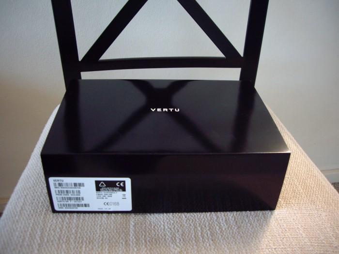 GearDiary Vertu Ayxta Unboxing 2