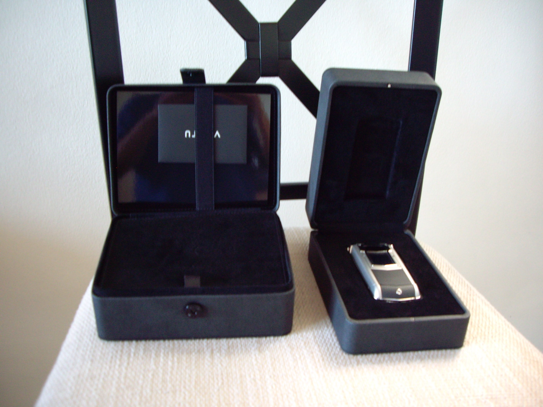 Vertu Unboxing Mobile Phones & Gear Fashion