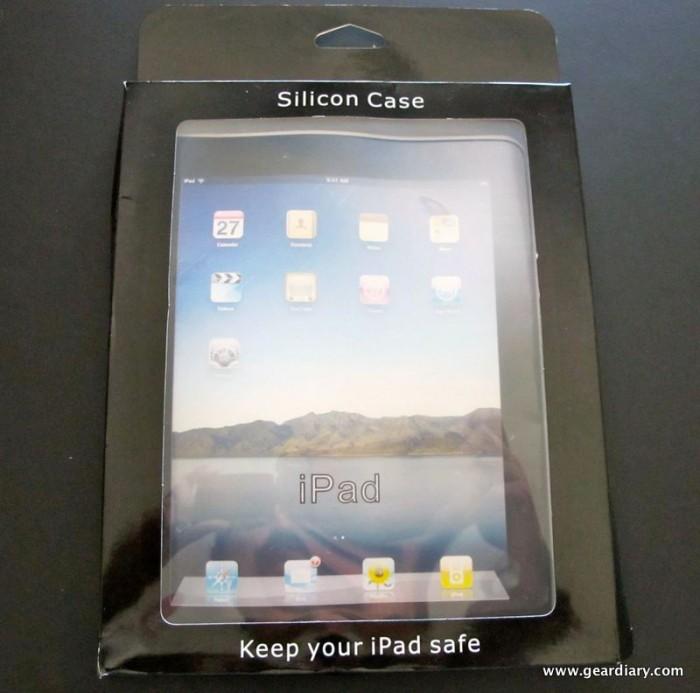 Review:  WirelessGround iPad Silicone Skin