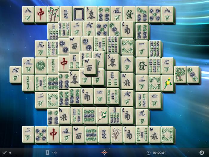 Shanghai Mahjong for iPad