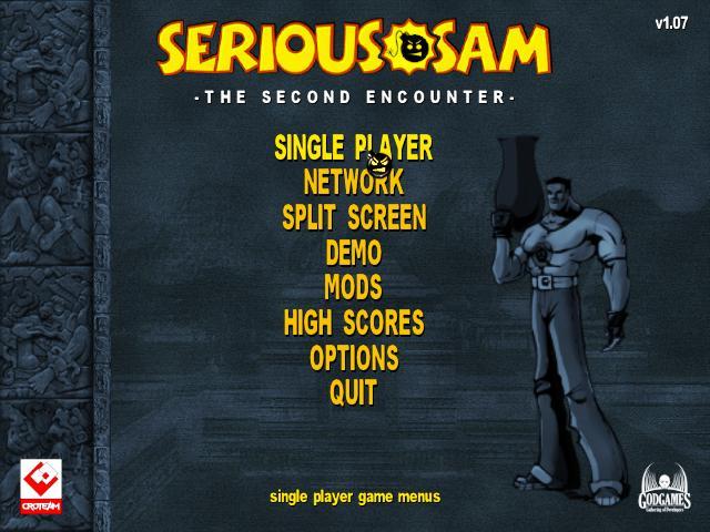 Serious Sam SS01