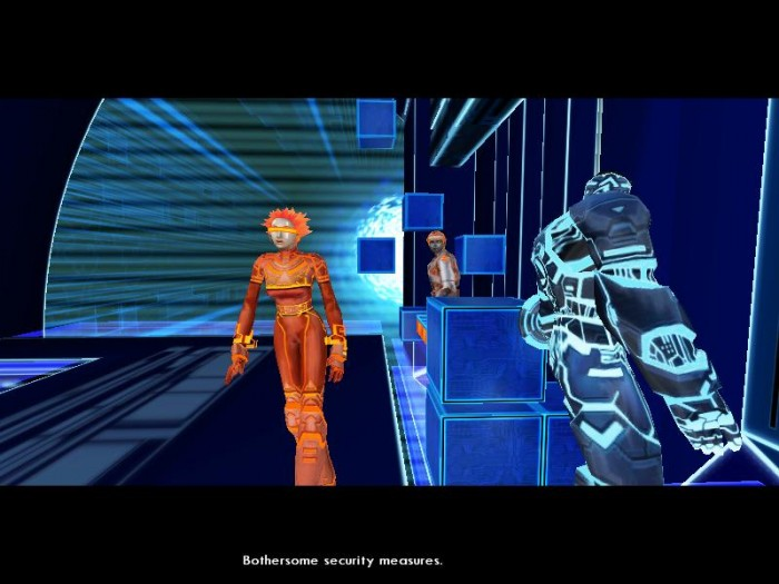 Tron 2.0 (2003, FPS): The Netbook Gamer