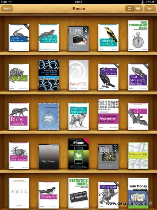 iPad eBooks   iPad eBooks