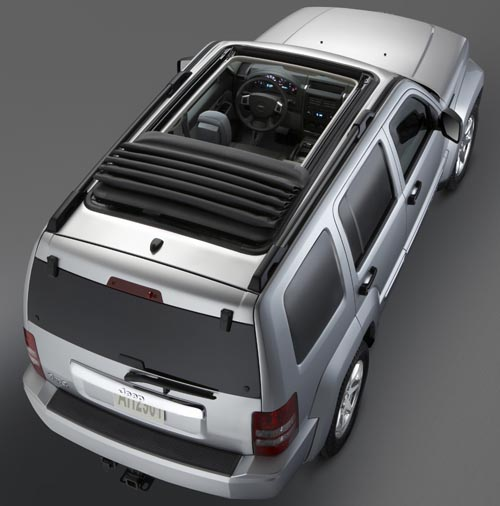 2010 Jeep Liberty Offers Bit Of Freedom From The Day To Day